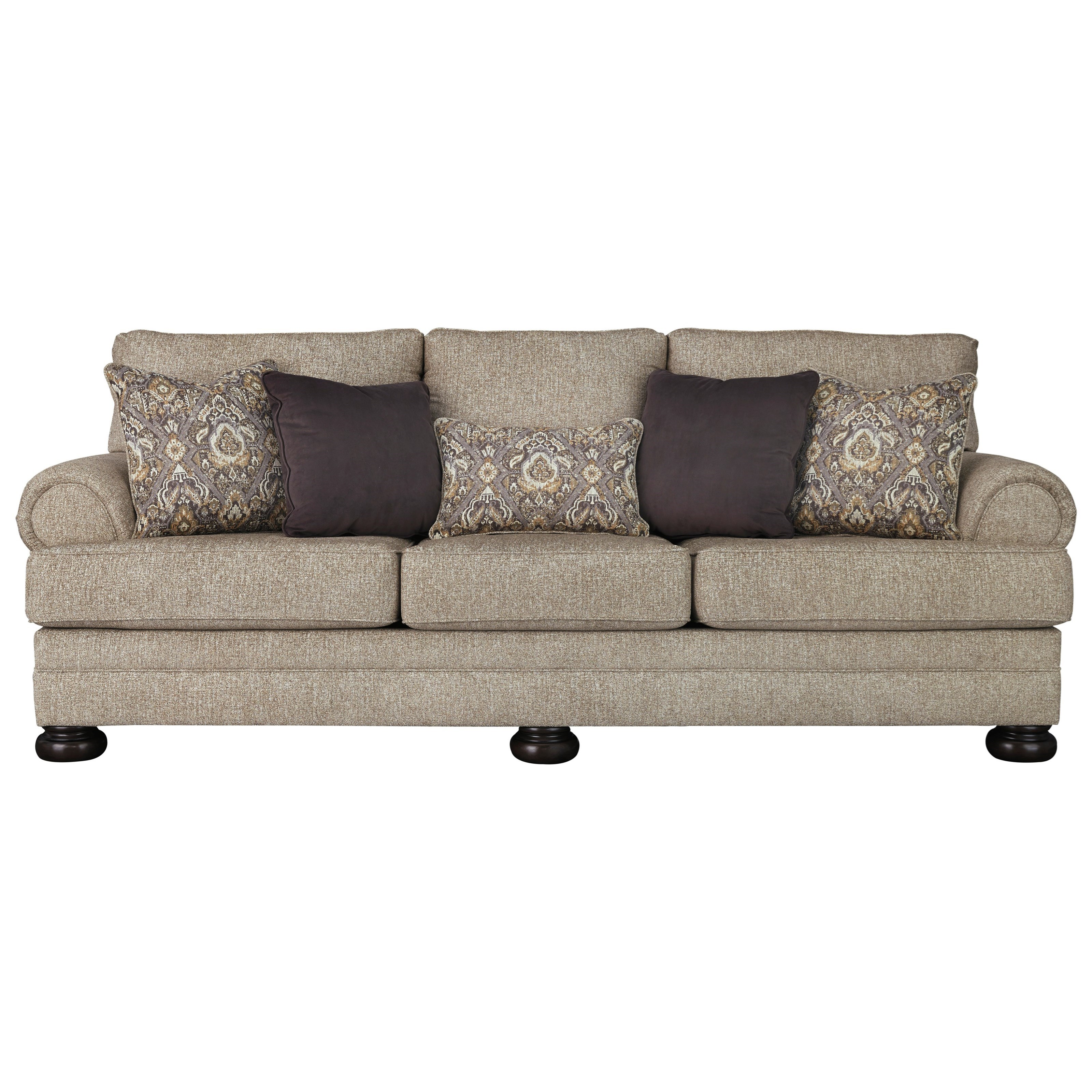 Kananwood Sofa by Signature Design by Ashley at Beck's Furniture