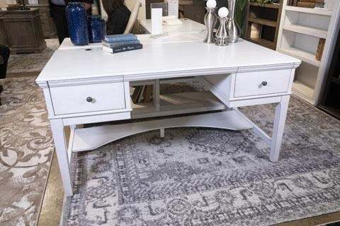 Kanwyn 3 Piece Home Office Set by Signature Design by Ashley at Sam Levitz Outlet