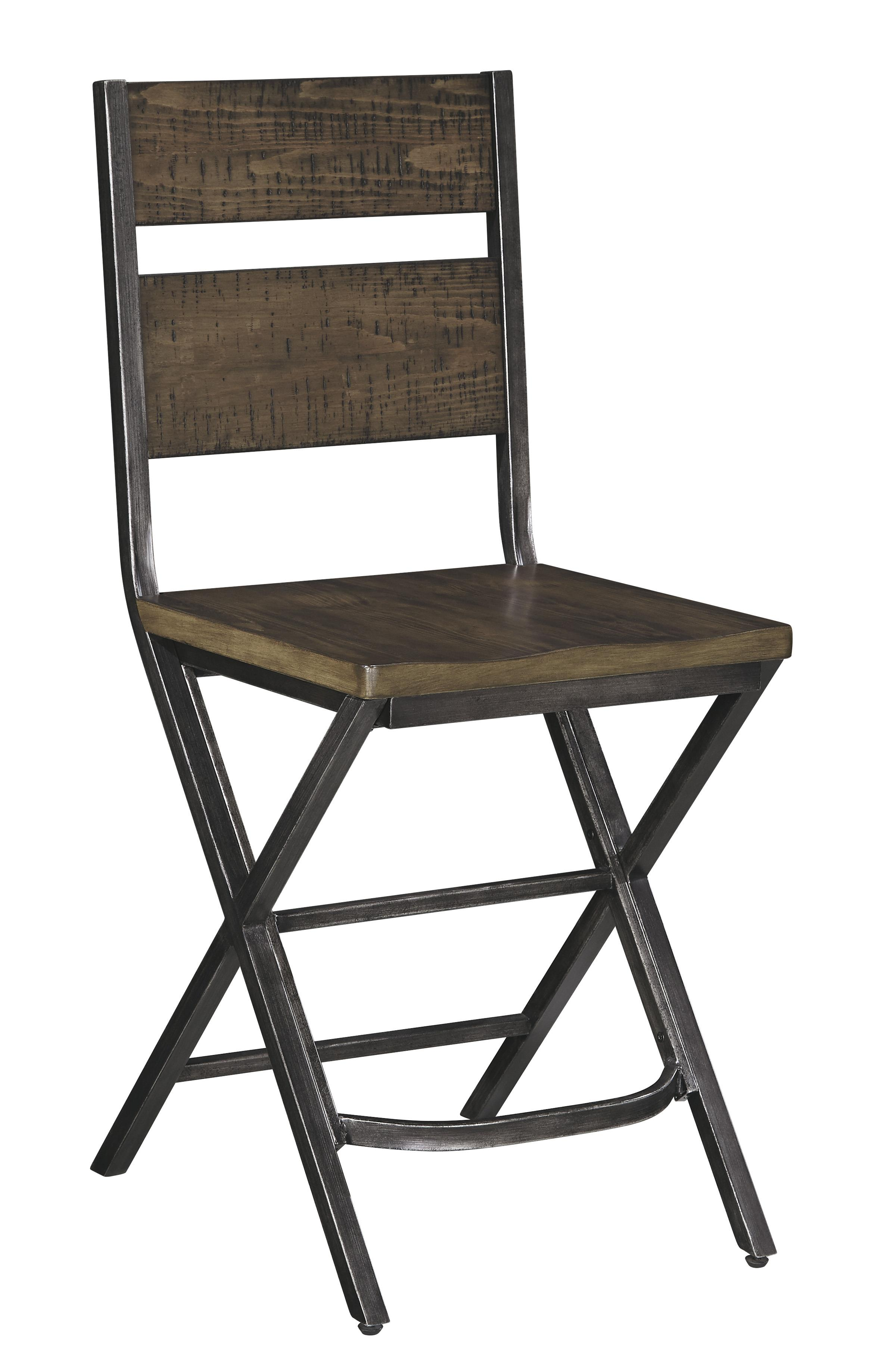 Kavara Bar Stool by Signature Design by Ashley at Miller Waldrop Furniture and Decor