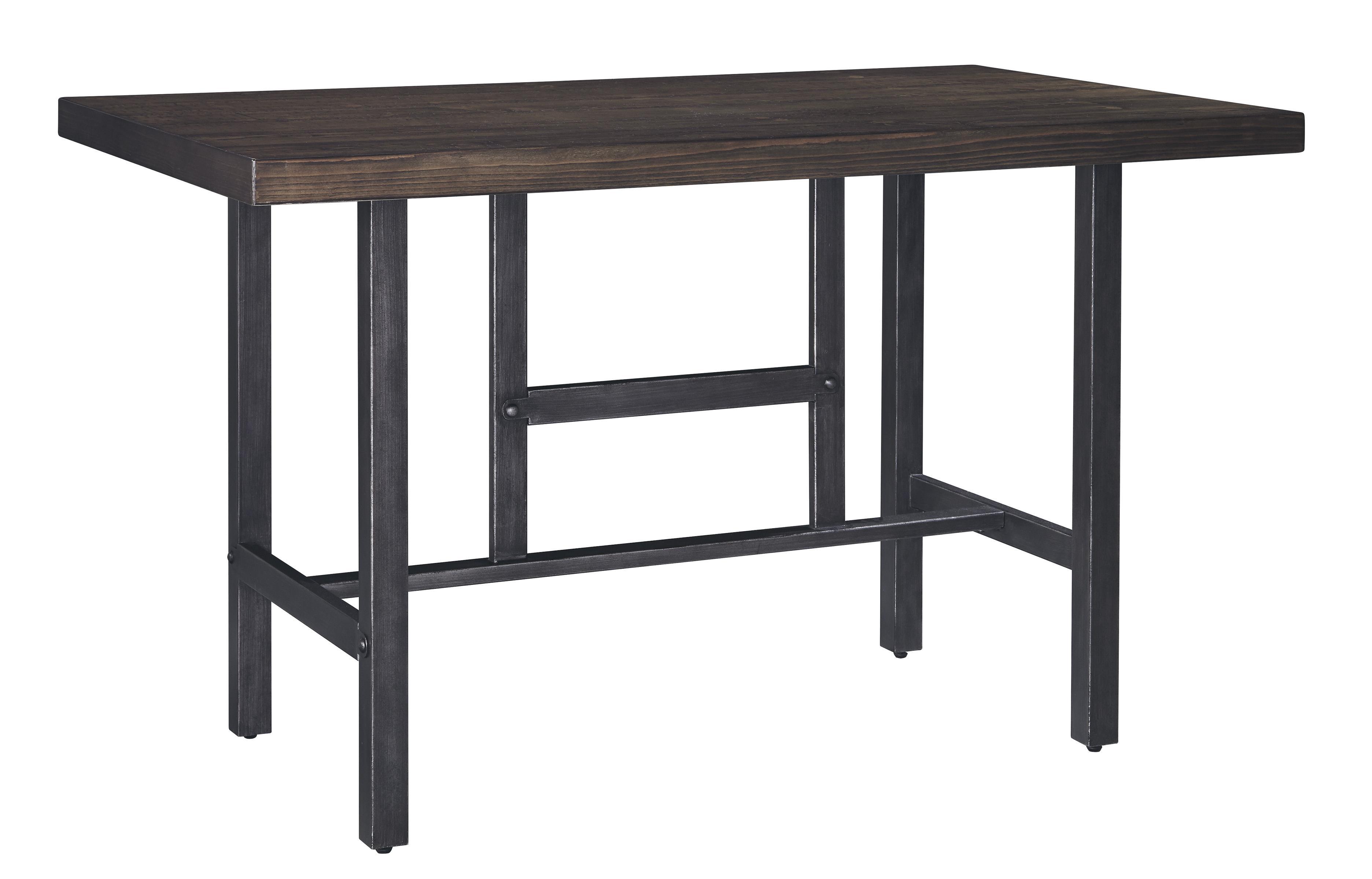 Kavara Rectangular Dining Room Counter Table  by Ashley (Signature Design) at Johnny Janosik