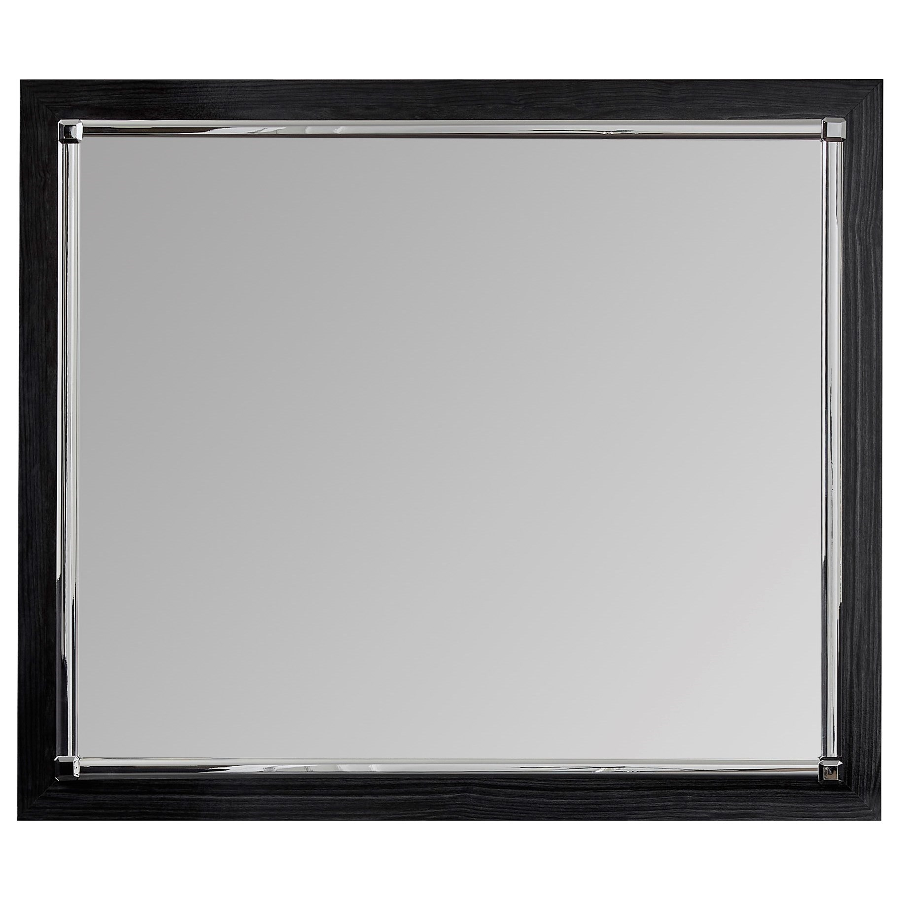 Kaydell Bedroom Mirror by Signature Design by Ashley at Zak's Warehouse Clearance Center