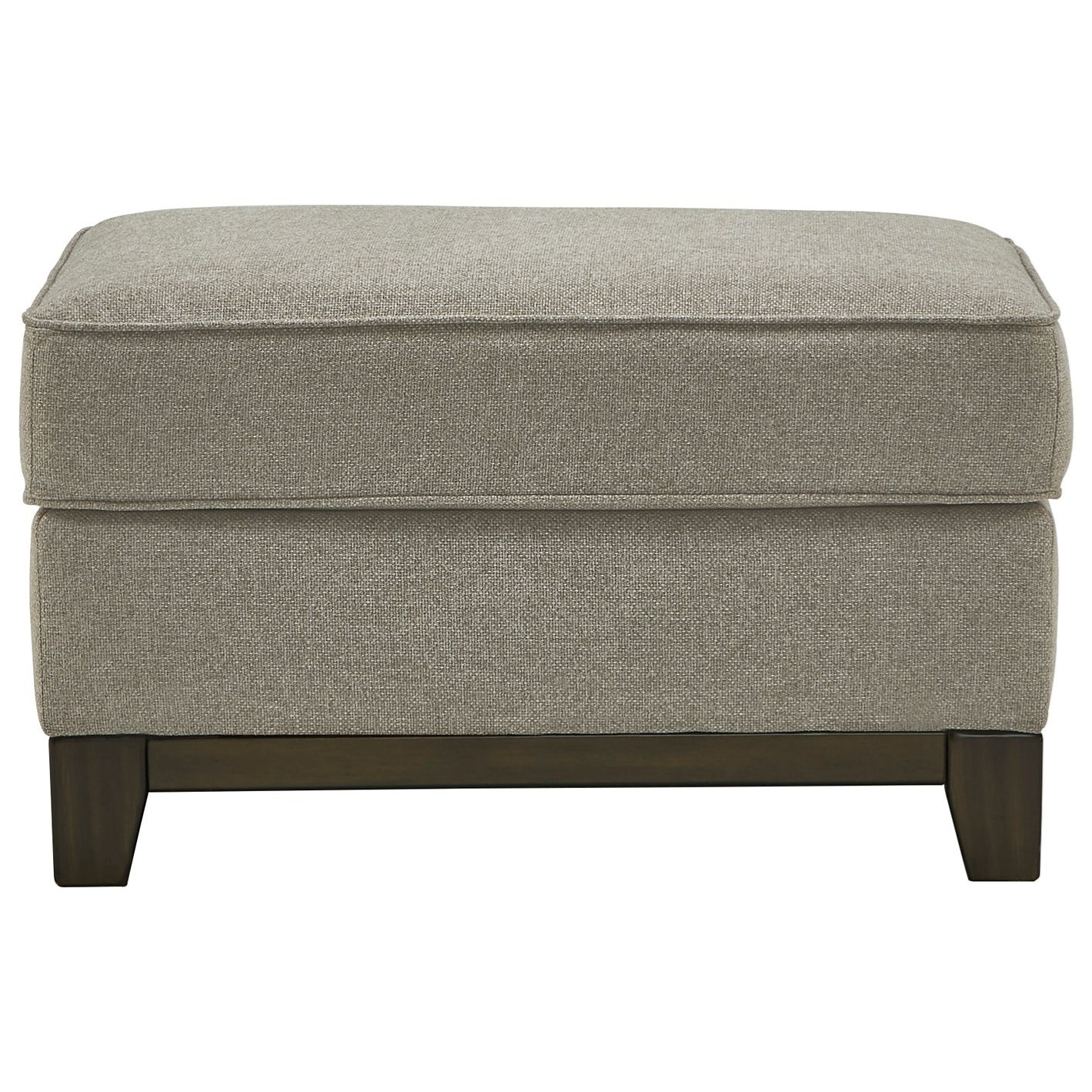 Kaywood Ottoman by Signature at Walker's Furniture