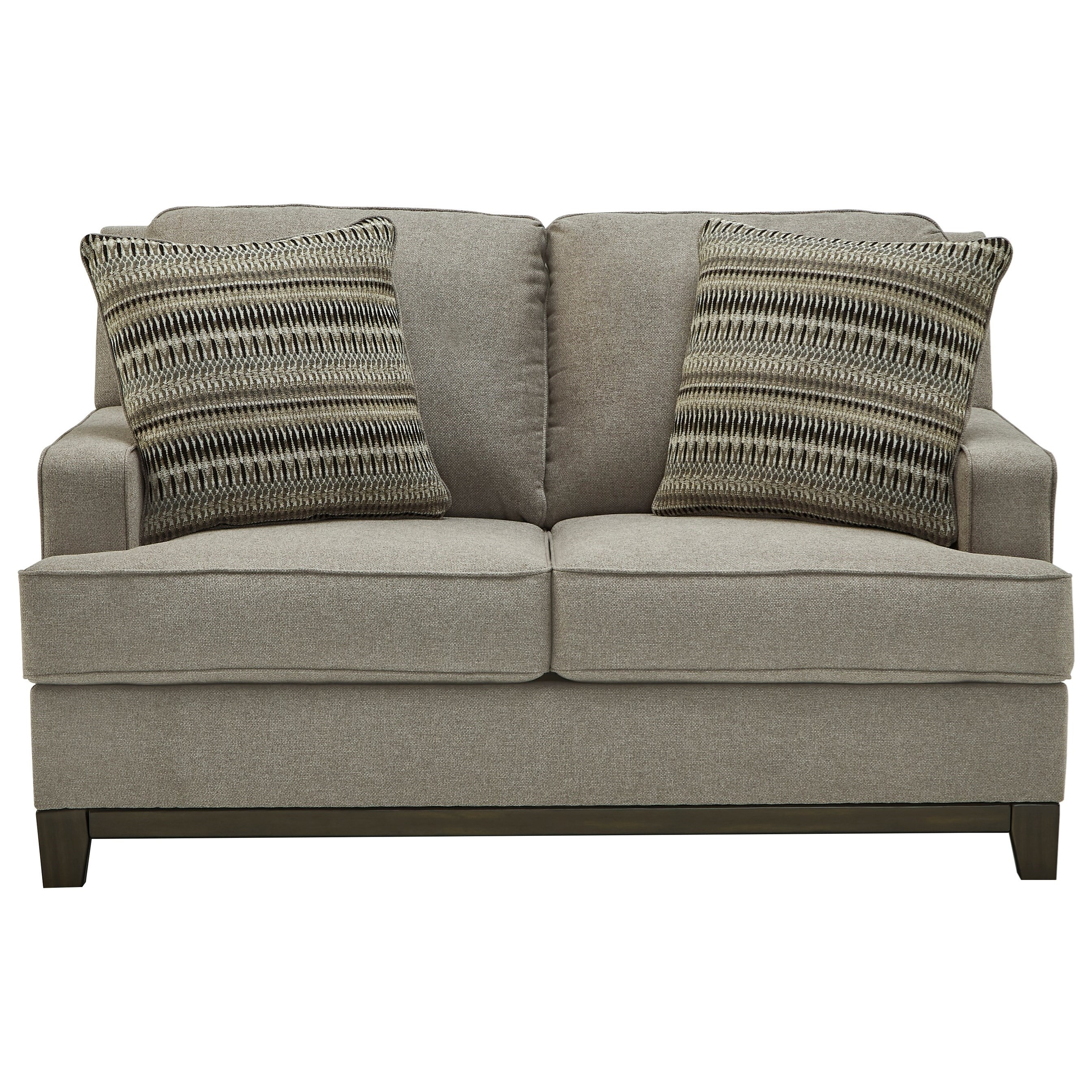 Kaywood Loveseat by Signature Design by Ashley at Northeast Factory Direct