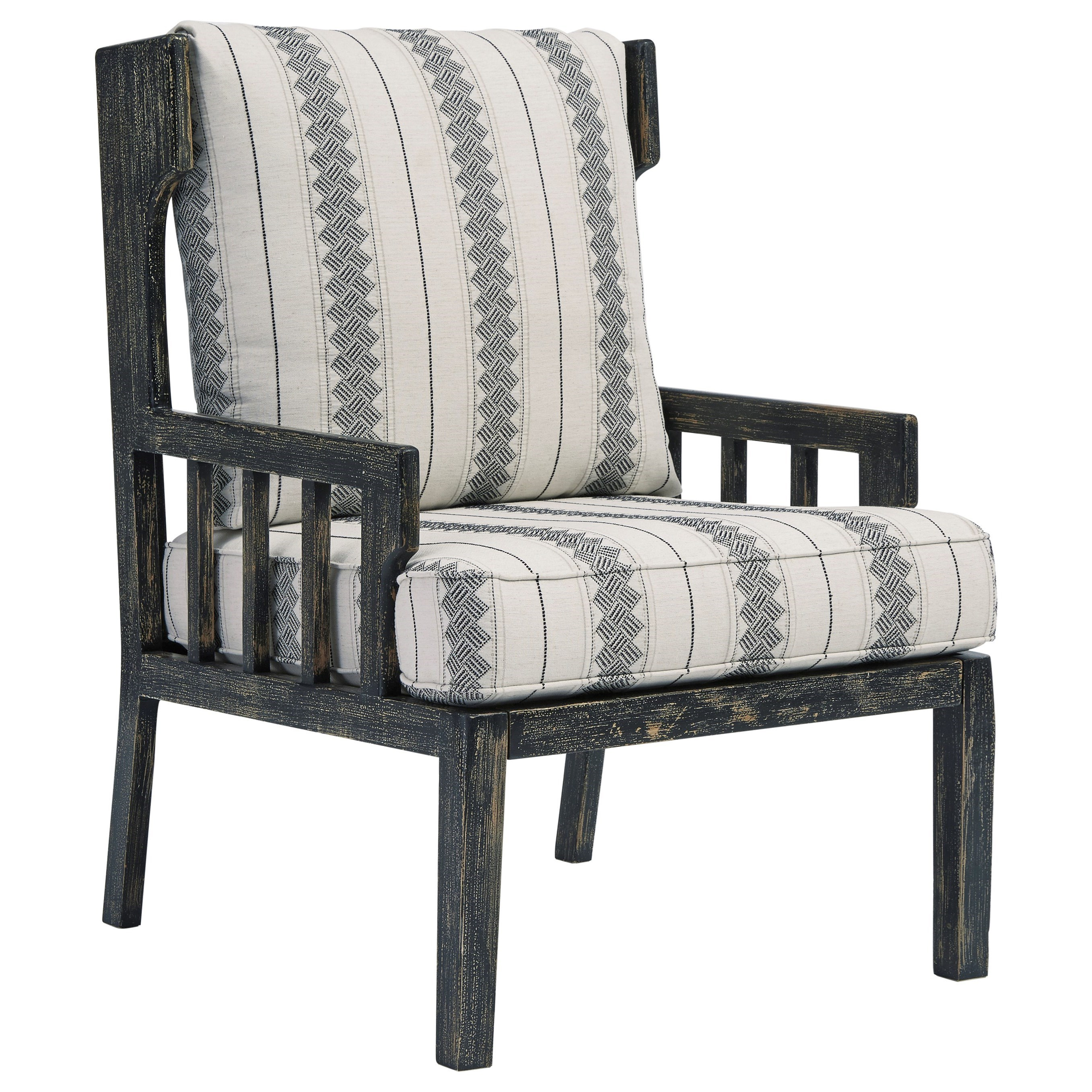 Kelanie Accent Chair by Signature at Walker's Furniture
