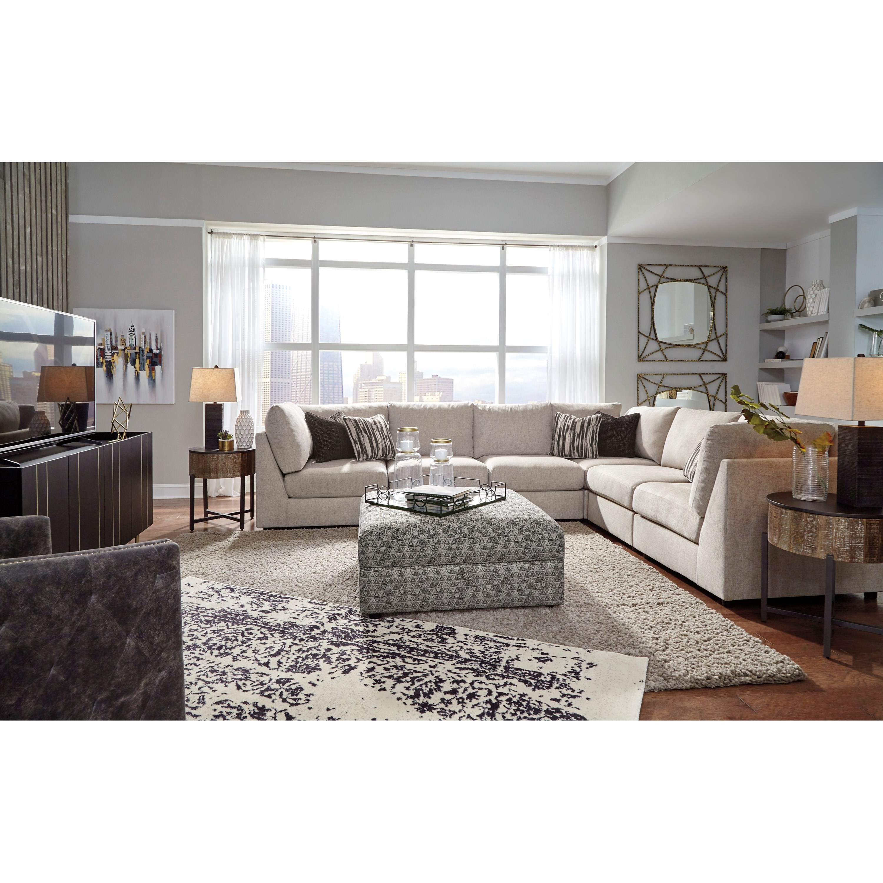 Kellway Living Room Group by Ashley Signature Design at Rooms and Rest
