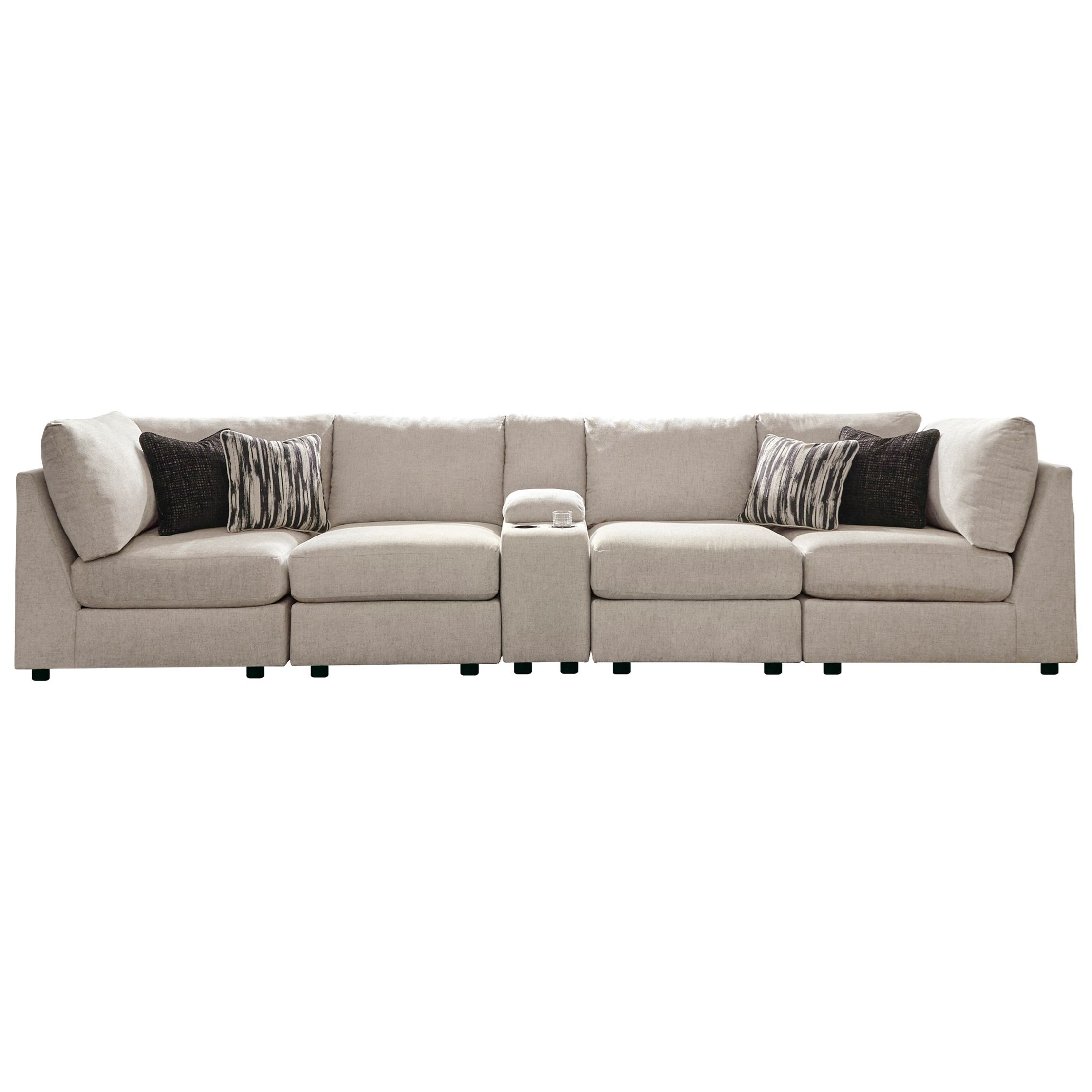 Kellway 5-Piece Sectional by Signature Design by Ashley at Zak's Home Outlet