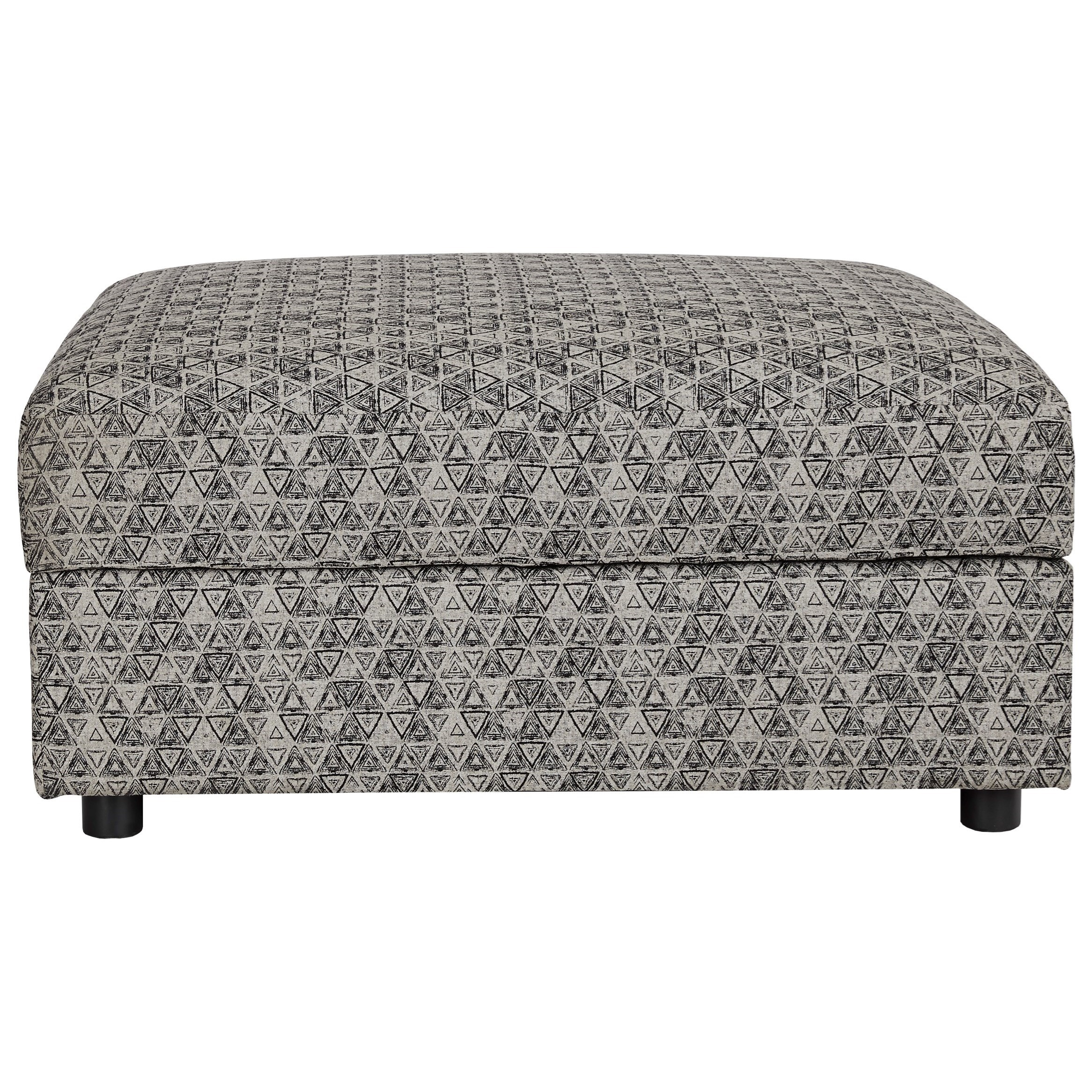 Kellway Ottoman with Storage by Signature at Walker's Furniture