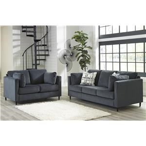 Shadow Sofa and Loveseat Set