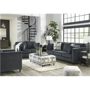Shadow Sofa, Loveseat and Chair Set