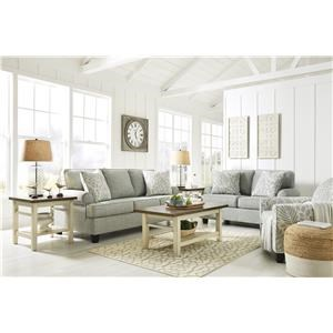 Mist Sofa, Loveseat and Accent Chair Set