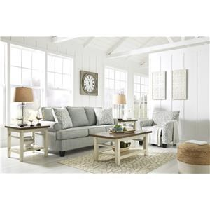 Mist Sofa and Accent Chair Set