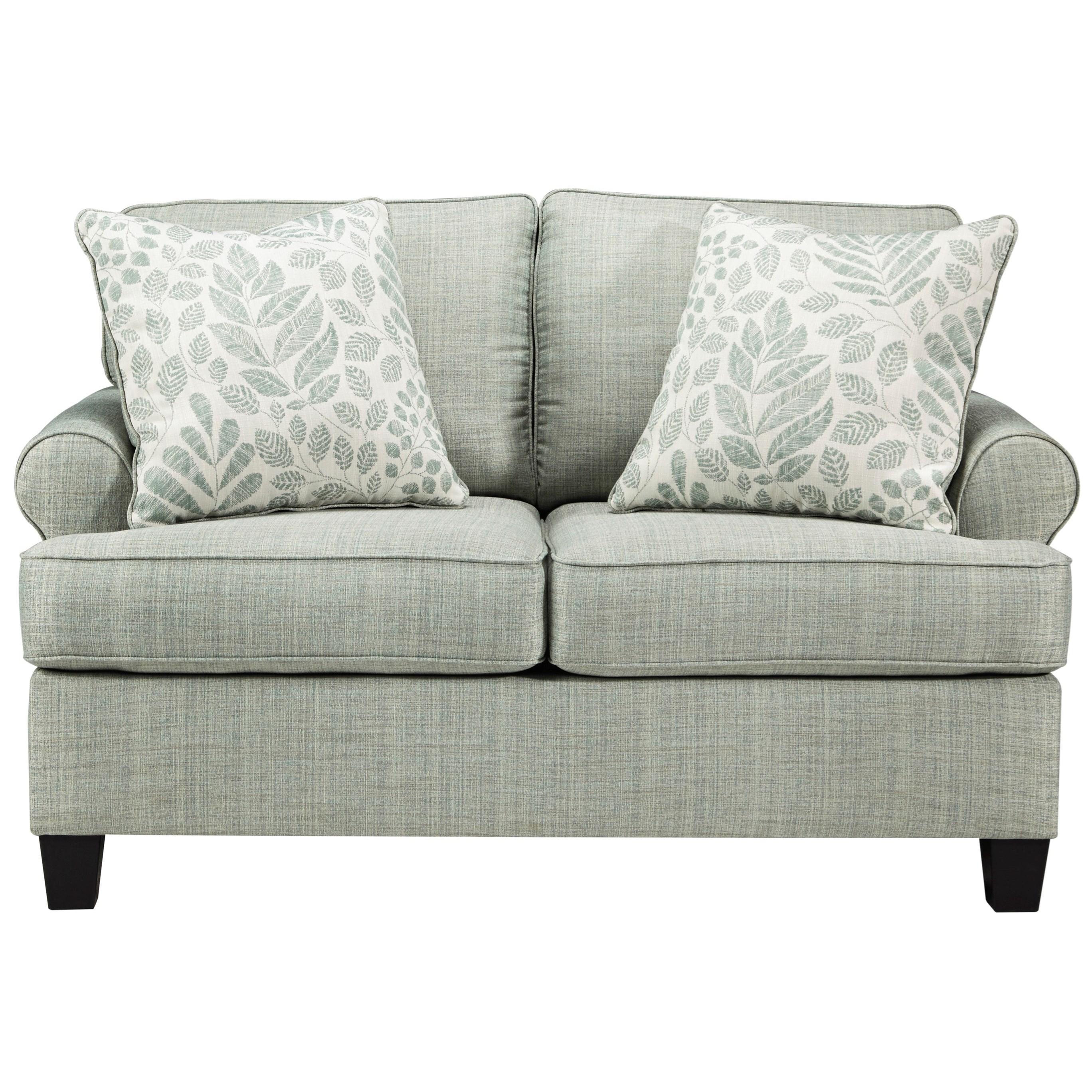 Kilarney Loveseat by Signature Design by Ashley at HomeWorld Furniture