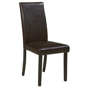 Signature Design by Ashley Kimonte Dining Upholstered Side Chair