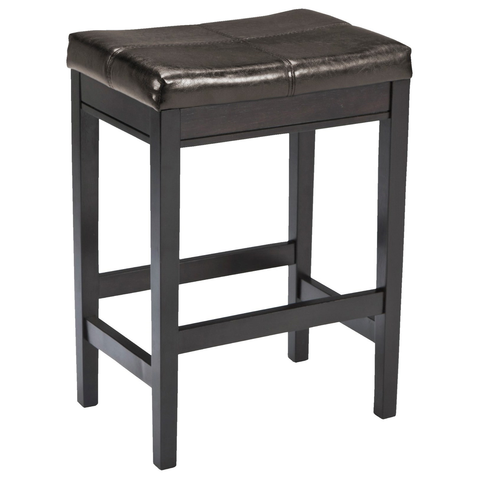 Kimonte Barstool by Signature Design by Ashley at Red Knot
