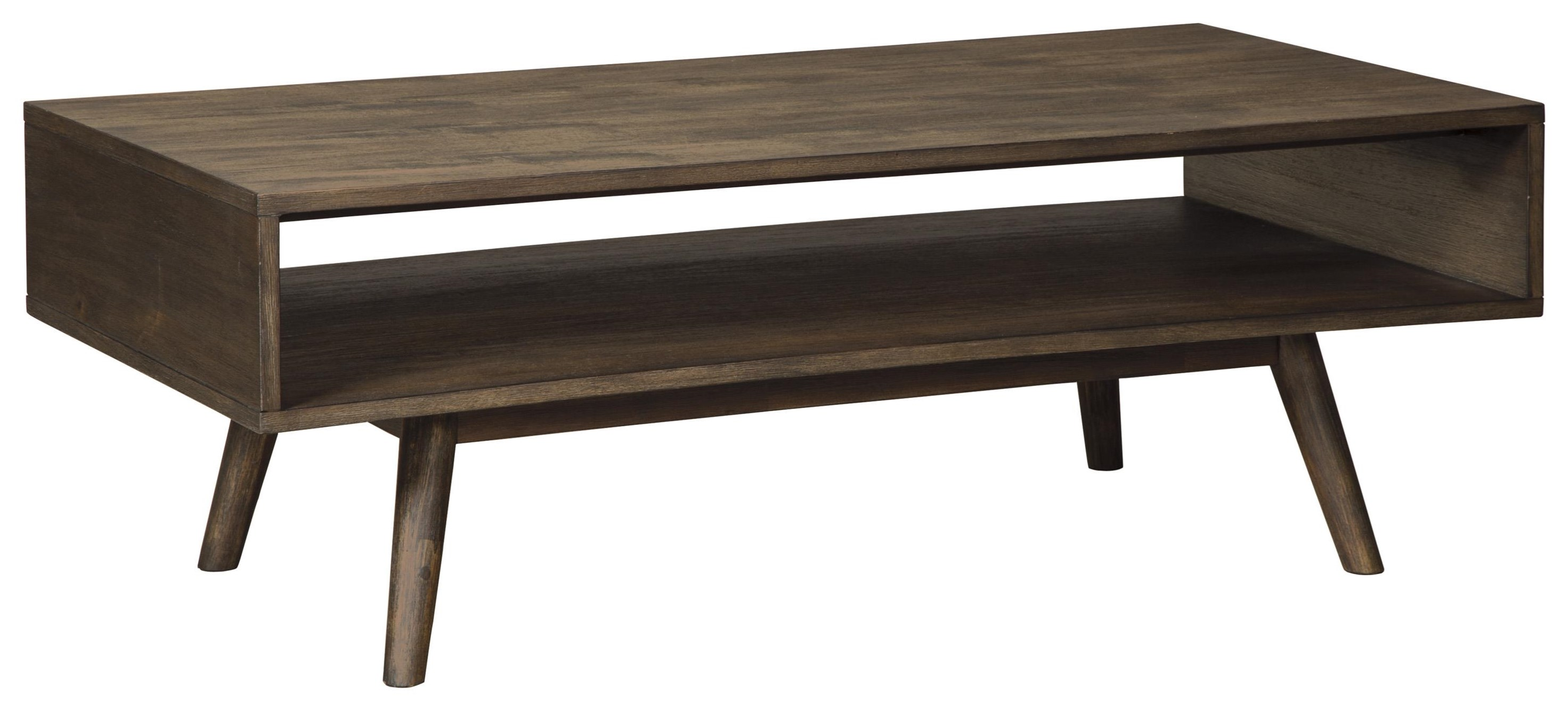 Kisper Cocktail Table and 2 End Tables Set by Signature Design by Ashley at Sam Levitz Outlet