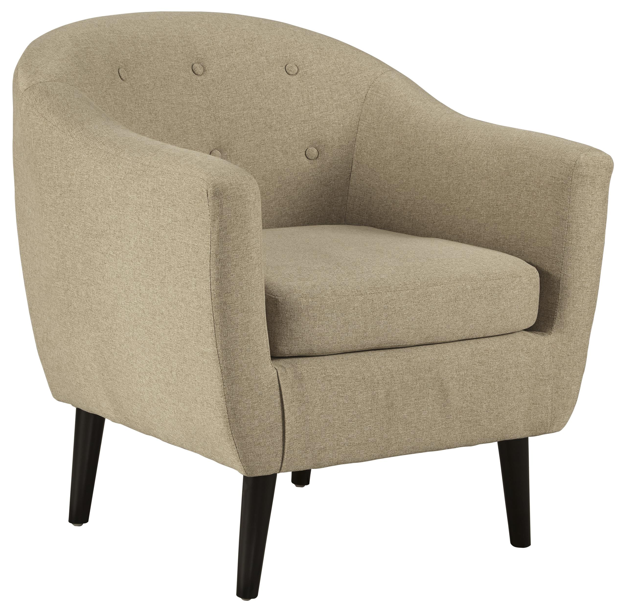 Klorey Accent Chair by Signature Design by Ashley at Darvin Furniture