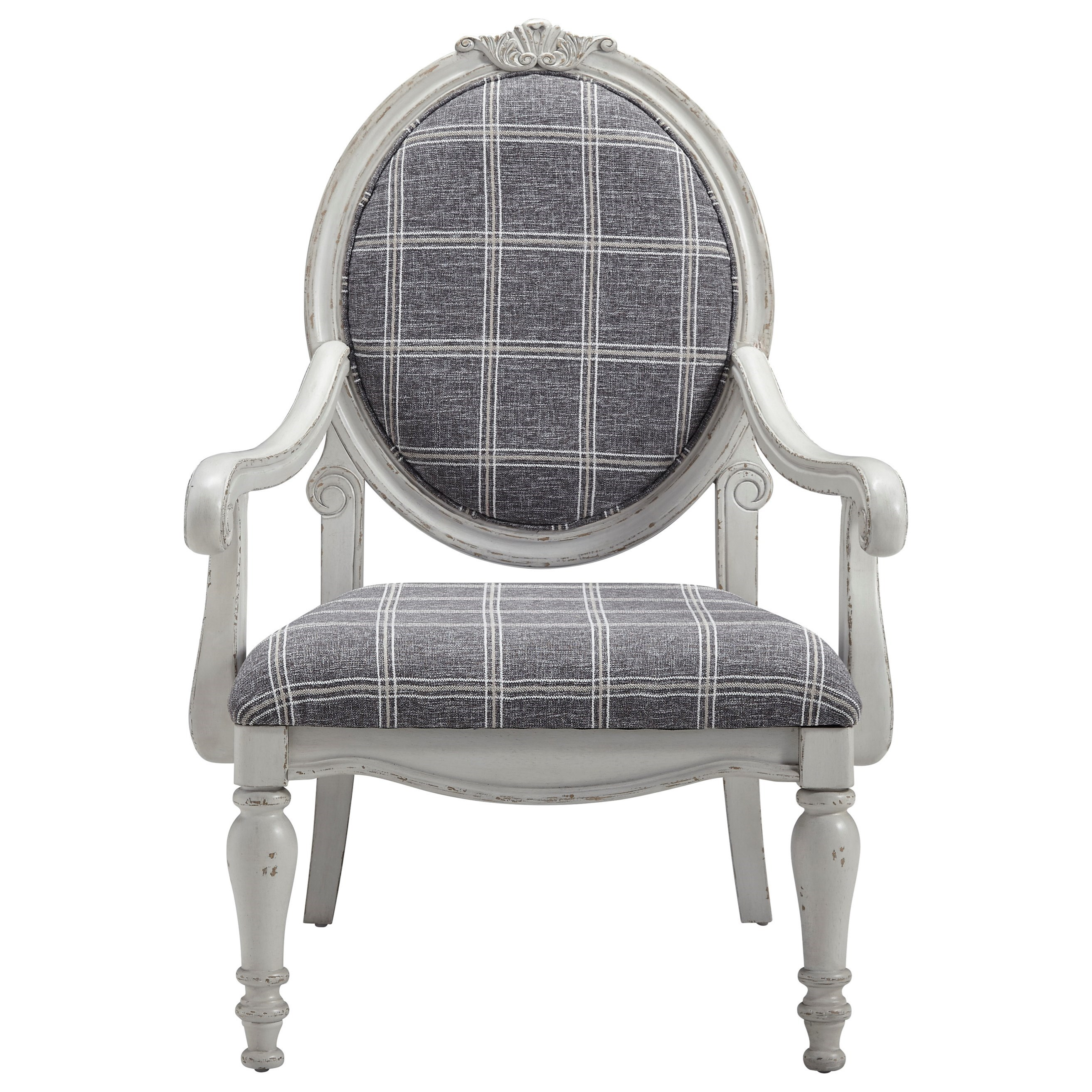 Kornelia Accent Chair by Ashley (Signature Design) at Johnny Janosik