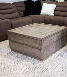 Krystanza Lift Top Coffee Table by Signature Design by Ashley at Sam Levitz Outlet