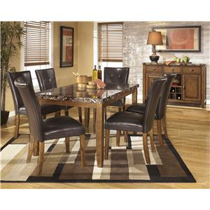 Signature Design by Ashley Lacey Casual Dining Room Group