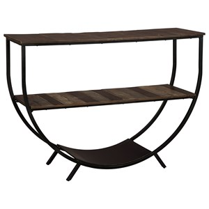 Modern Rustic Console Sofa Table