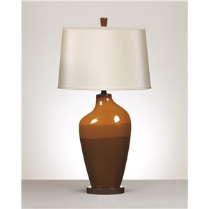 Set of 2 Shila Ceramic Table Lamps