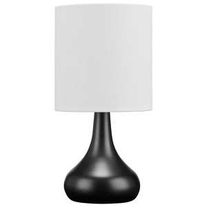 Camdale Black Metal Table Lamp
