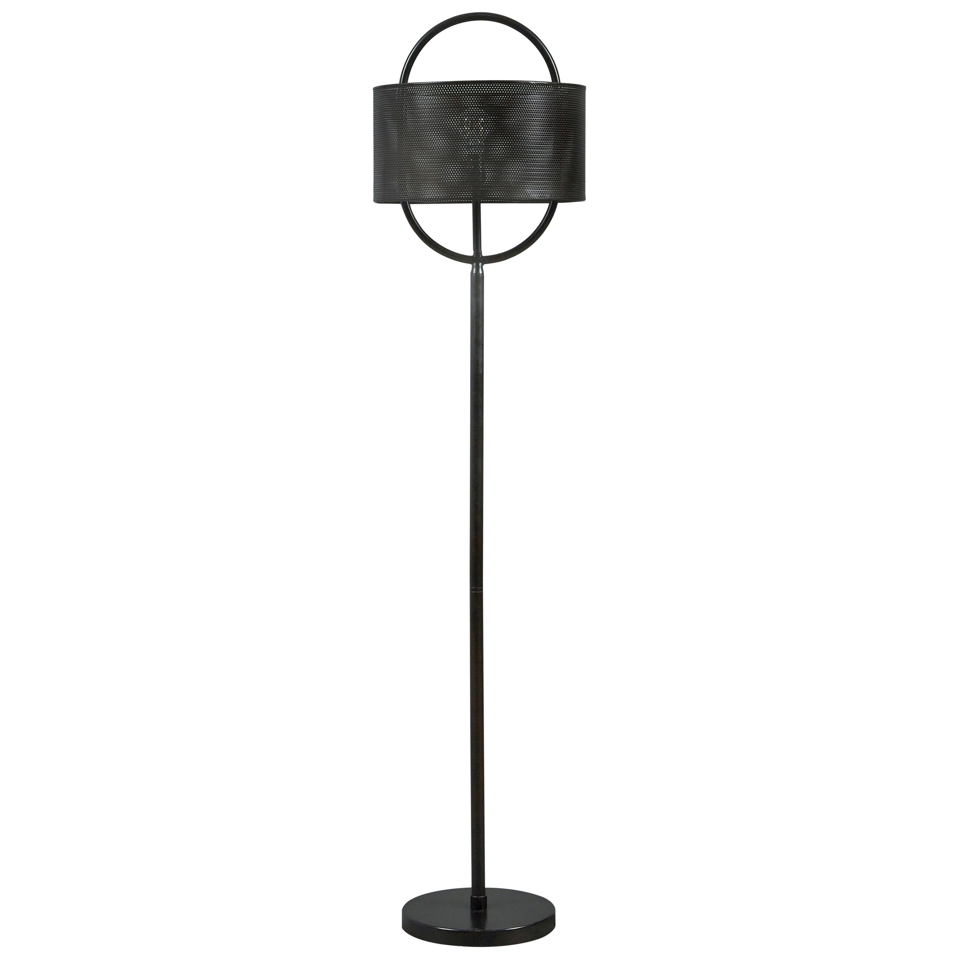 Lamps - Contemporary Floor Lamp by Signature Design by Ashley at HomeWorld Furniture
