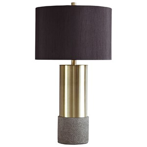 Set of 2 Jacek Metal Table Lamps