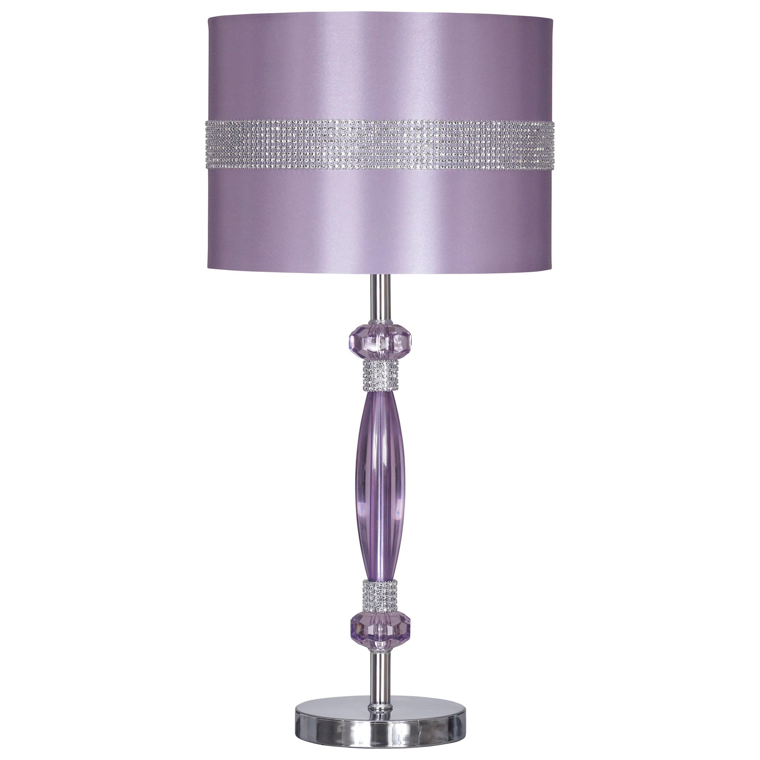 Nyssa Metal Table Lamp