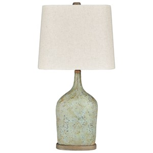 Set of 2 Maribeth Sage Paper Table Lamps