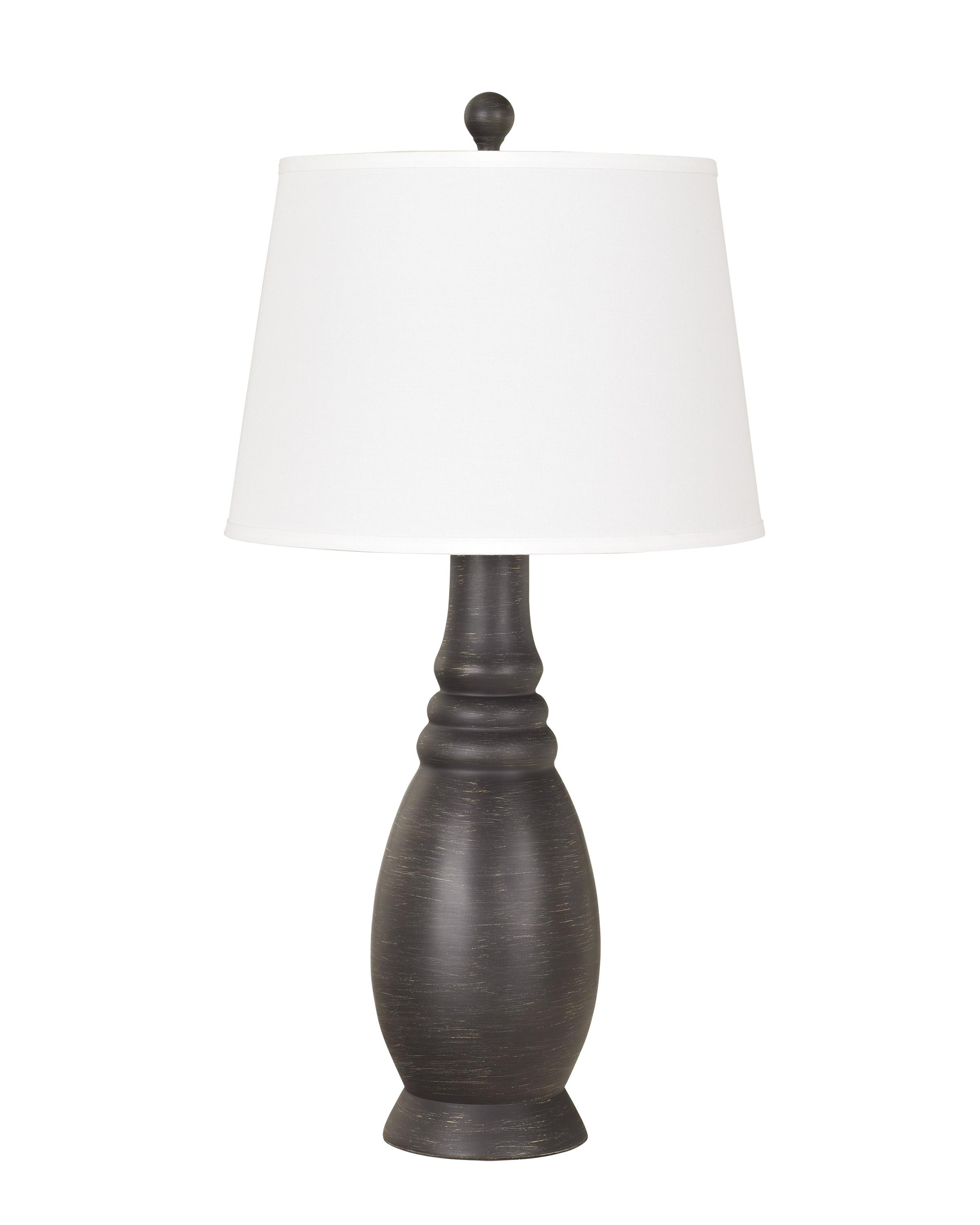 Lamps - Vintage Style Set of 2 Table Lamps by Signature Design by Ashley at HomeWorld Furniture