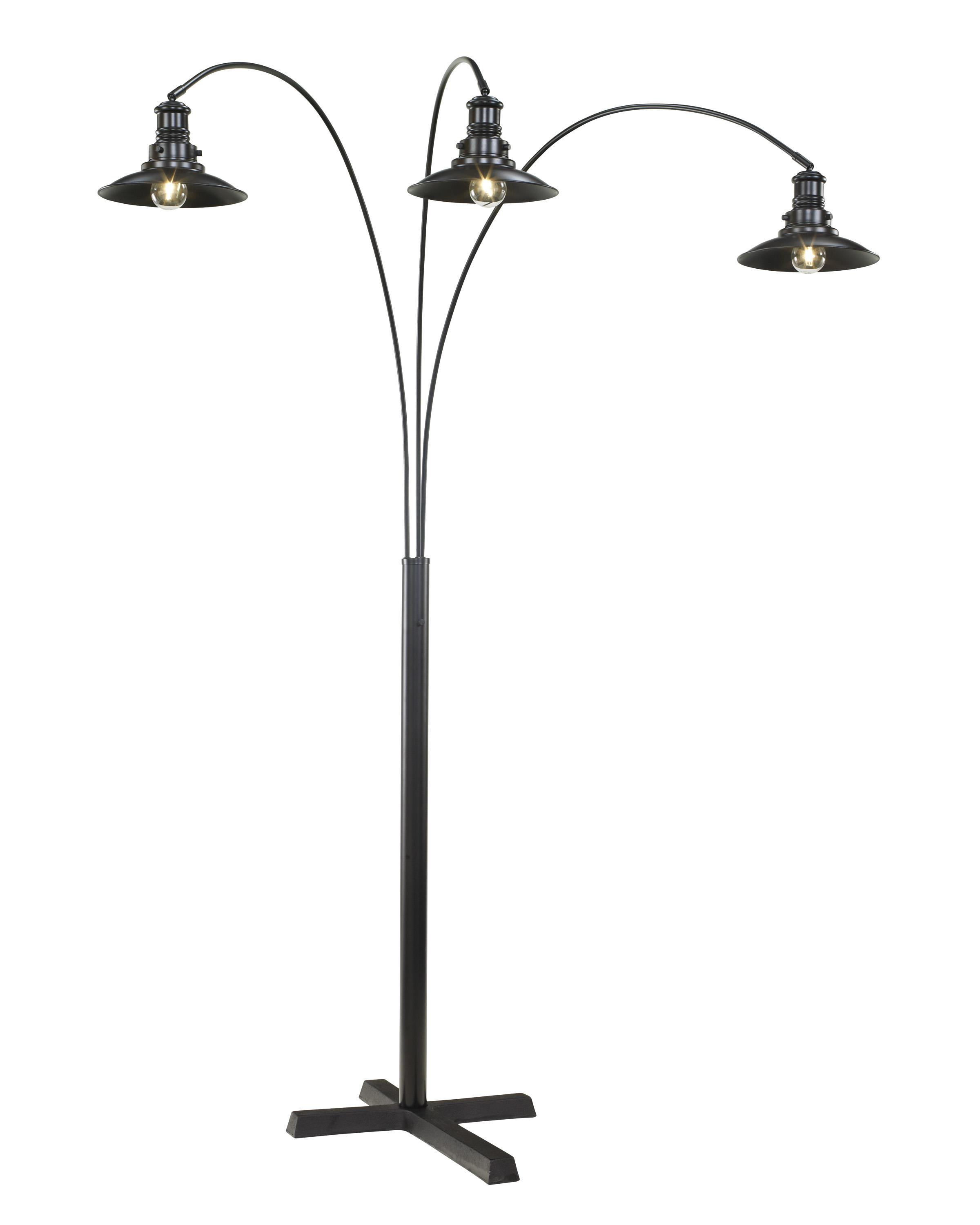 Lamps - Vintage Style Metal Arc Lamp by Vendor 3 at Becker Furniture