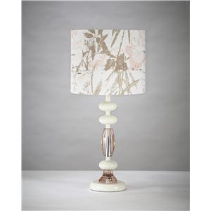 Signature Design By Ashley Lamps Vintage Style Metal
