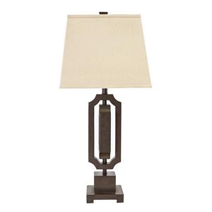 Signature Design by Ashley Lamps - Traditional Classics Poly Table Lamp