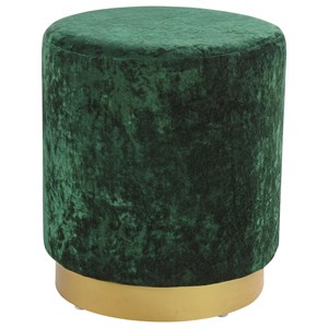 Contemporary Accent Ottoman