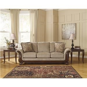 Barley Sofa, Chair and Ottoman Set