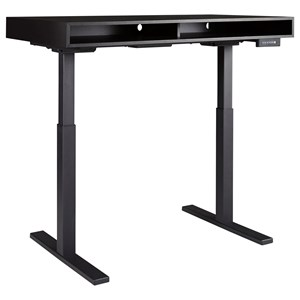 Standing Desk/Adjustable Height Desk with Electric Powered Lift