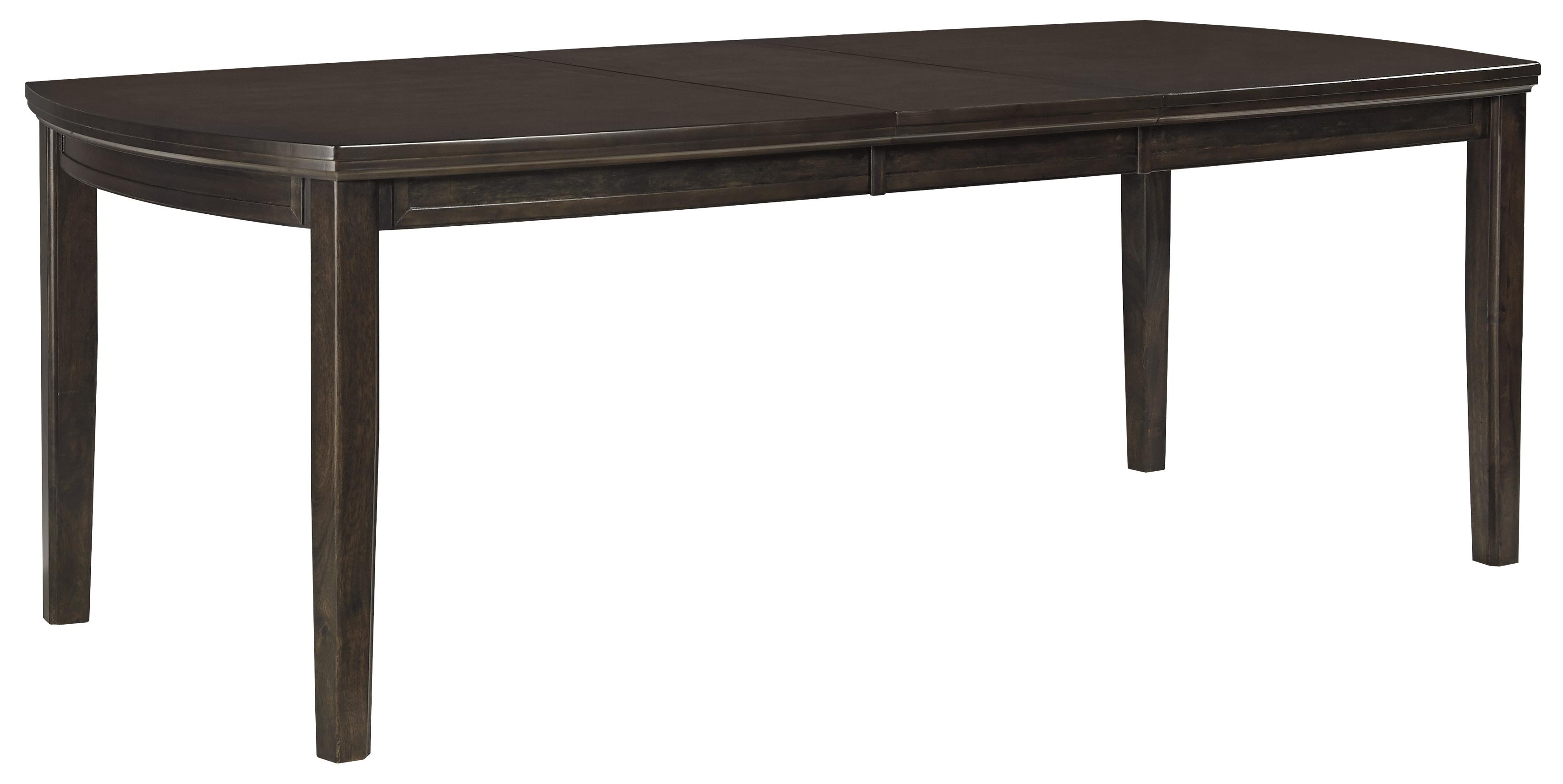 Lanquist Rectangular Dining Room Extension Table at Van Hill Furniture