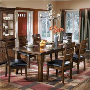 5-Piece Larchmont Extension Table and Chairs