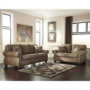 Earth Sofa, Loveseat and Recliner Set