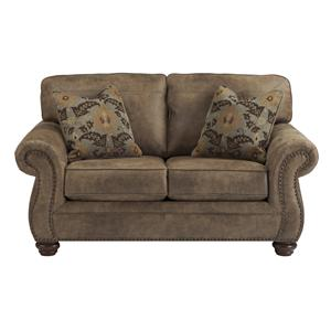 Loveseat w/ Nailhead Trim