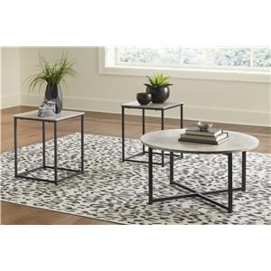 3 Piece Coffee Table Package