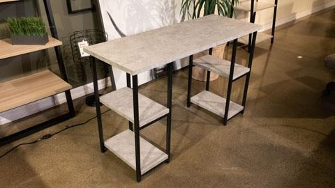 Lazabon Home Office Desk by Signature Design by Ashley at Sam Levitz Outlet