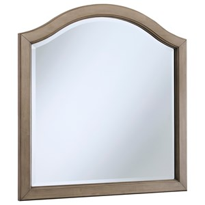 Arched Bedroom Mirror