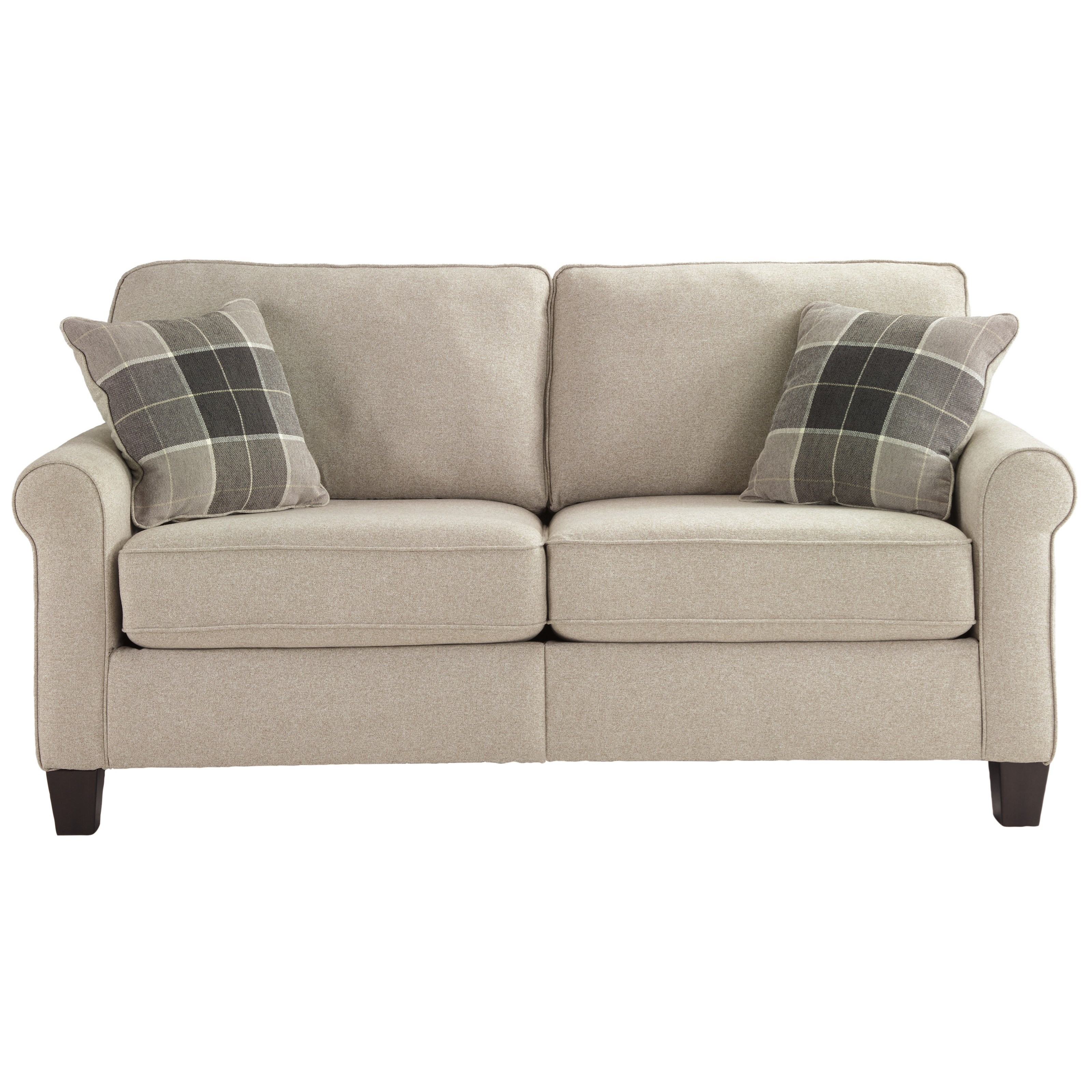 Lingen Loveseat by Signature Design by Ashley at Lapeer Furniture & Mattress Center