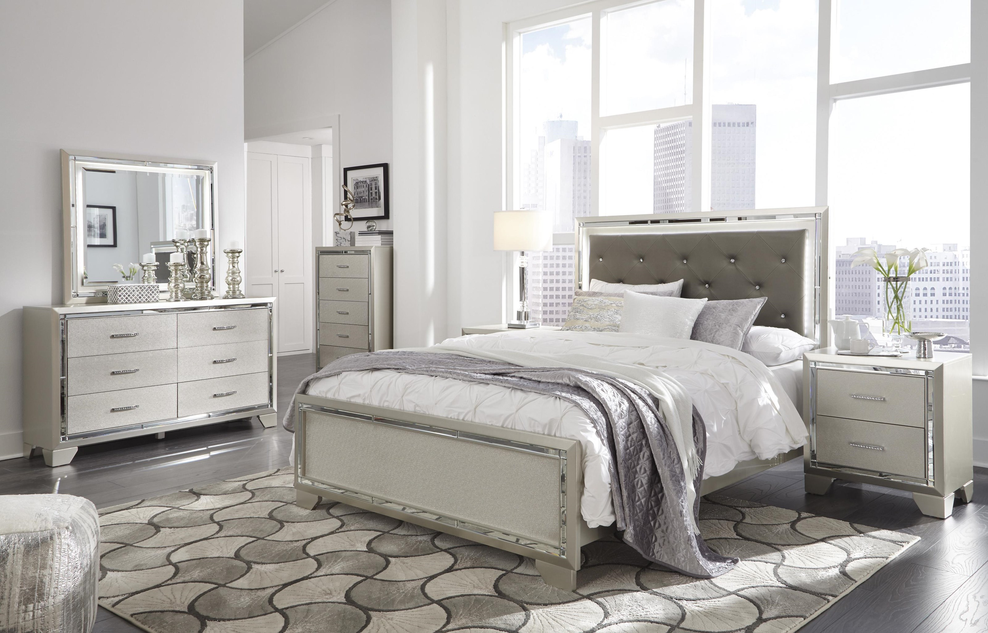Lonnix 3 Piece Twin Bed Package by Signature Design by Ashley at Sam Levitz Furniture