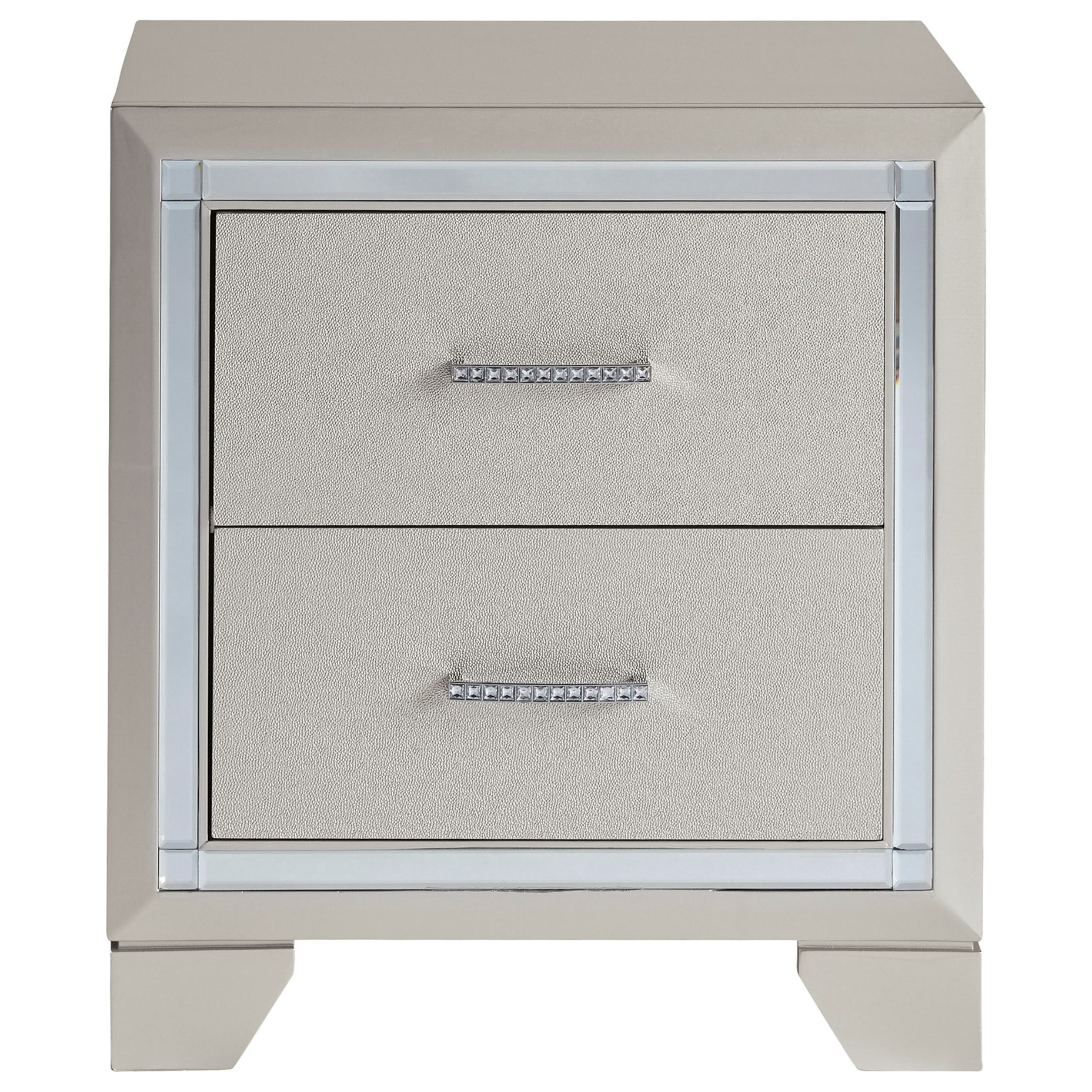 Lonnix Nightstand by Ashley (Signature Design) at Johnny Janosik