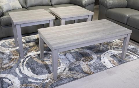 Loratti 3 Piece Coffee Table Set by Signature Design by Ashley at Sam Levitz Furniture