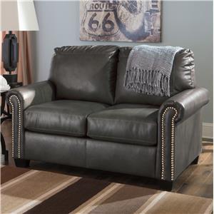 Signature Design by Ashley Lottie DuraBlend® Twin Sofa Sleeper
