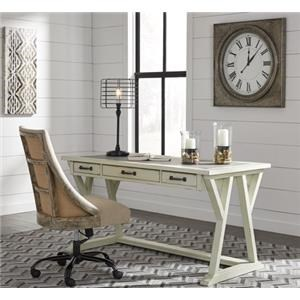 Desk and Desk Chair Set